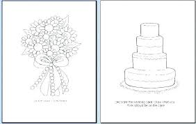 Wedding Cake Coloring Pages Coloring Pages Cake Coloring Page Cake
