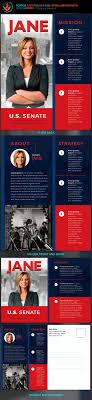 Political Event Flyer Vote Jane 5x7 Political Flyer Mailer Template On Behance