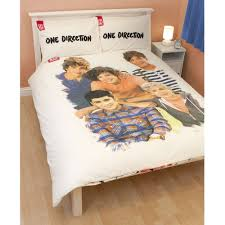 One Direction Bedroom Decor One Direction Duvet Cover Sets Single Double Sizes Official 1d For