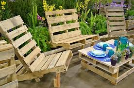 garden furniture with pallets. pallet table and chairs garden furniture with pallets