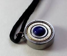 skateboard bearing ring. blue lapis roller skate bearing necklace by causticthreads skateboard ring
