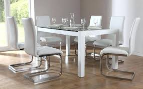 white glass dining table dining tables marvellous glass and wood dining table and chairs glass top