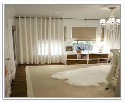 tension rod curtains photo 3 of 8 tension rod curtains long eyelet curtain curtain ideas marvelous