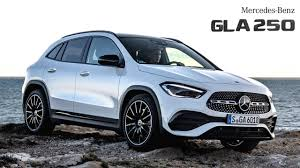 Gla 250 and gla 250 4matic standard features include: The New 2020 Mercedes Gla 250 4matic Interior Exterior Features And Drive Youtube