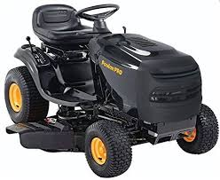17 best ideas about best riding lawn mower lawn poulan pro 960420164 pb145g42 briggs 14 5 hp 6 speed transmission lever cutting deck riding mower