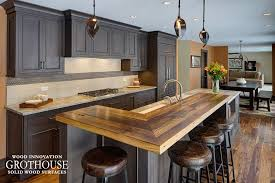 wood kitchen countertops cost butcherblock countertops wood countertop butcherblock and bar top