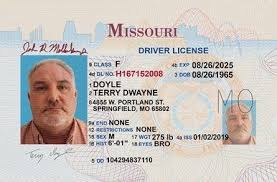 In License Novelty Driver's Permit License Real Drivers 2019 Id Missouri Online Passport