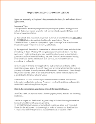 Tips For Asking For A Letter Of Recommendation Recommendation Letter To Professor Rome Fontanacountryinn Com