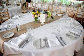 attractive simple wedding centerpieces for round tables 25