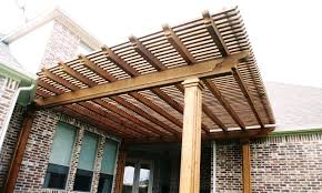 deck shade structure shades brown square modern wooden outdoor shade structures varnished design amazing outdoor shade