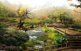 Small Picture home gardens Japanese garden wallpaper Japanese Garden