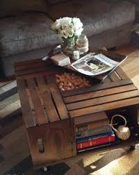 diy wood furniture projects. diy vintage wine crate coffee table diy wood furniture projects u
