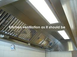 Commercial Kitchen Canopy With Recessed Light Fittings Awesome Ideas