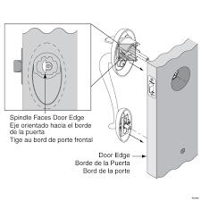 Door Knob Diagram Locks And Knobs Lock Components Hardware Latch