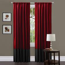 Photo 1 of 5 Lush Decor Milione Fiori Curtain Panel Pair, 84-Inch By  42-Inch,
