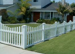 vinyl fence designs. Picket Fence Designs Vinyl U