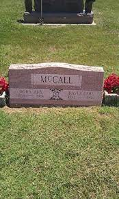 Dora Ada Harvey McCall (1899-1986) - Find A Grave Memorial