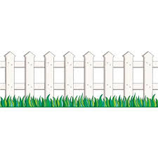 picket fence drawing. White Picket Fence Coloring Page Drawing