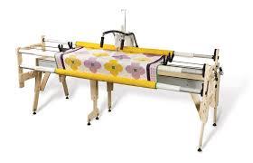 Queen Machine Quilt Frame & Gracie Queen Machine Quilt Frame Adamdwight.com