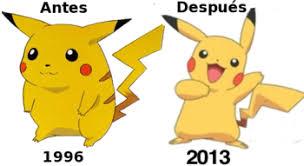 A mi parecer me gusta un poco más el Pikachu más gordito