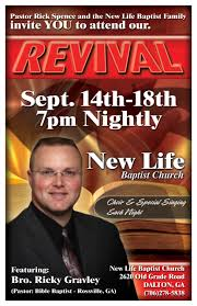 next meeting a m thursday th bible 9 14 revival gravley 1