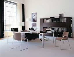 modern home office furniture. home office modern furniture with fine images about executive interiors on property