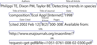 Apa Format Reference Page Scholarly Journal Reference List