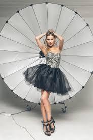 fashion model posing in professional studio