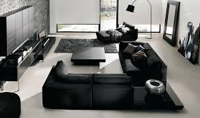 contemporary living room furniture. Black White Living Room Contemporary Furniture