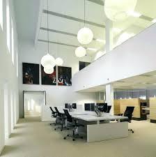 contemporary office lighting. Commercial Office Lighting Ideas Interior Contemporary