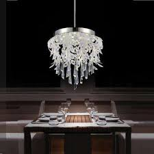 frost 24 watt chrome integrated led chandelier