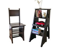 originally designed by benjamin franklin this chair has been referred as library chair ladder chair convertible chair folding step chair what eve