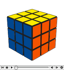 Rubik's Cube Patterns 3x3 New Pretty Patterns Rubik's Cube Dot 48 Dots