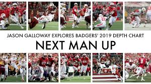 Badgers Depth Chart Get An Early Look At Wisconsin Badgers Projected Depth