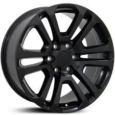 GMC Replica OEM Factory Stock Wheels & Rims