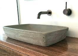 concrete sink diy cast concrete sink diy concrete ramp sink diy
