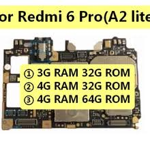 mi a2 lite motherboard - Buy mi a2 lite motherboard with free shipping on  AliExpress