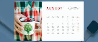 standup desk calendars how to design a printable desk calendar in 6 easy steps