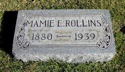 Mamie Eunice O'Neal Rollins (1880-1939) - Find A Grave Memorial
