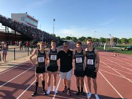 """Byron Simpson on Twitter: """"Good Luck to these young man and Drew Herman  today as they participate in the boys state meet!… """""""