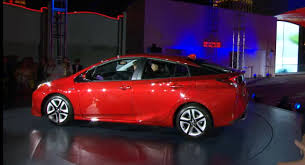 Official: 2016 Toyota Prius Promises To Be Fun, 10% More Efficient ...