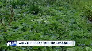 a good time to start gardening and landscaping is coming sooner than you think
