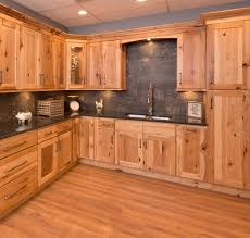 Carolina Hickory Kitchen Cabinets Hickory Wood Cabinets C16