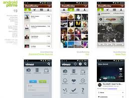 Android Design Patterns Best Mobile UI Design Patterns 48 Sites For Inspiration