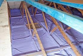 your attic should
