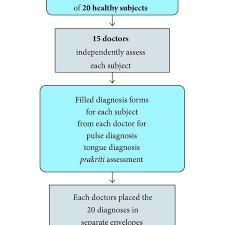 Flow Chart Of Study Procedure Download Scientific Diagram