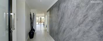 Venetian plaster wall Blue Venetian Plaster Wall The Plaster Extends Through To The Kitchen The Grey Colour Selected To Complement The Home Guides Sfgate Venetian Plaster Wall The Plaster Extends Through To The Kitchen The