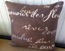 french pillows etsy