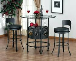 large bar table glass top pub table sets kitchen high top tables and chairs small large
