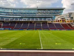 Fc Cincinnati Stadium Seating Chart Nippert Stadium Section 106 Seat Views Seatgeek